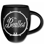 Beatles (The) - Bug Logo (Tazza Ovale)