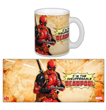 Tazza Deadpool 194404