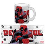 Tazza Deadpool 194405
