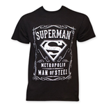 T-shirt Superman Whiskey Style