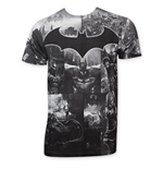 T-shirt Batman Arkham Knight