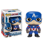 Action figure Captain America Civil War POP!10 cm