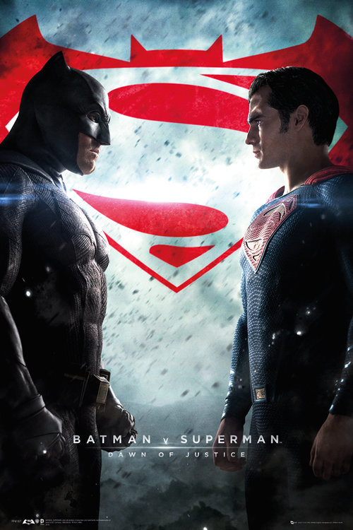 Poster Batman vs Superman 194650