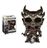 Action figure The Elder Scrolls V Skyrim POP! Daedrick Warrior 9 cm