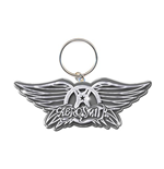Aerosmith - Wings Logo (Portachiavi Metallo)