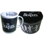 Beatles (The) - Drop T Logo (Tazza)