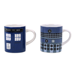 Dr Who - Tardis And Dalek (2 Tazze Piccole)