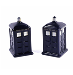 Dr Who - 50th Tardis (Contenitori Sale & Pepe)