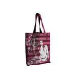 Evanescence - Tote Pink W/ Golden Artwork (borsetta)
