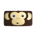 Freaks And Friends - Furry Monkey Face Hinge (Portafoglio)