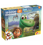 Good Dinosaur (The) - Il Viaggio Di Arlo - Puzzle Double-Face Supermaxi 35 Pz