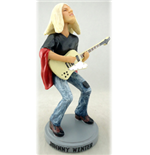 Johnny Winter - 1976 Captured Live Guitar Gods Figure (numbered Limited Edition) (Figure)