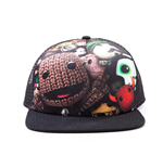 Little Big Planet - Trucker Snapback (cappellino)