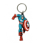 Marvel Comics - Captain America (Portachiavi)