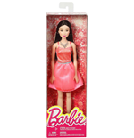 Mattel DGX83 - Barbie - Fashion And Beauty - Barbie Glitz Abito Rosa
