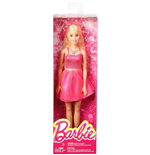 Mattel DGX82 - Barbie - Fashion And Beauty - Barbie Glitz Abito Fucsia