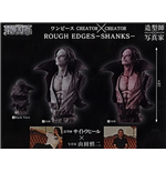One Piece - Creator X Creator Rough Edges Shanks (Altezza 16 Cm)