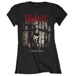 T-shirt Slipknot da donna Mirrors