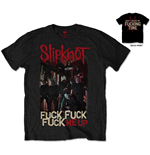 T-shirt Slipknot Fuck Me Up
