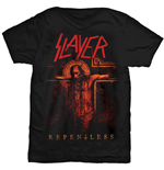 T-shirt Slayer Crucifix