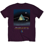 T-shirt Pink Floyd DSOTM 40th Dail Sleep