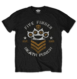 T-shirt Five Finger Death Punch Chevron
