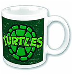 Teenage Mutant Ninja Turtles - Retro Shell (Tazza)