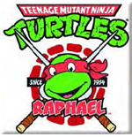 Teenage Mutant Ninja Turtles - Raphael (Magnete)