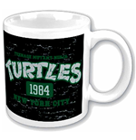 Teenage Mutant Ninja Turtles - Nyc 1983 (Tazza)
