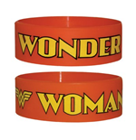 Wonderwoman - Logo Red (Bracciale)