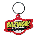 The Big Bang Theory - Bazinga (Portachiavi)
