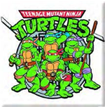 Teenage Mutant Ninja Turtles - Group Graphic (Magnete)
