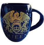 Tazza Queen - Gold Crest