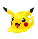 Pokemon - Pikachu With Ears Snapback (Cappellino)