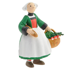 Plastoy 61022 - Becassine - Miniature Becassine Torna Dal Mercato