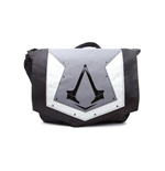 Assassin's Creed Syndicate - Grey Flap Logo (Borsa A Tracolla)