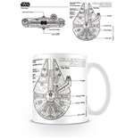 Tazza Star Wars 195677