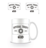 Tazza Star Wars Imperial Troops