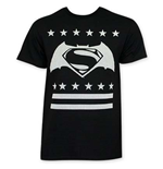 T-shirt Batman vs Superman Dot Logo