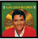Elvis Presley - Gold Records (Cornice Cover Lp)