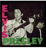 Elvis Presley - Album (Cornice Cover Lp)