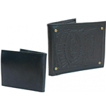 Jack Daniel's - Bifold With Leather Patch (Portafoglio)