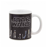Star Wars - Lightsaber Heat Change Mug (Tazza Termosensibile)