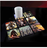 Star Wars - The Force Awakens - 3d Coasters (Sottobicchieri)