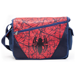 Spiderman - The Ultimate Spiderman Logo (Borsa a Tracolla)