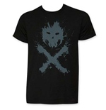 T-shirt Captain America Crossbones Logo