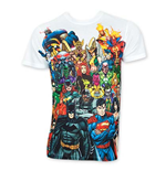 T-shirt Supereroi DC Comics da uomo