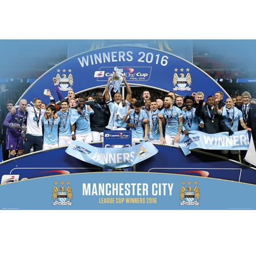Poster Manchester City 196136