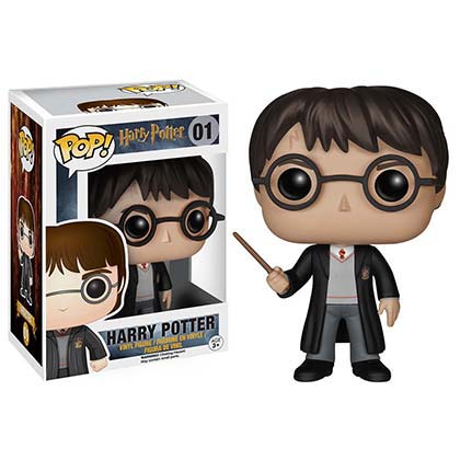 Pupazzo Harry Potter Funko POP!