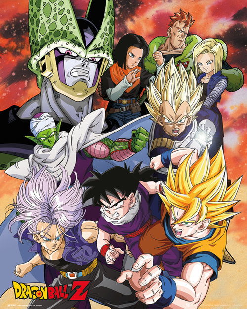 Poster Dragon ball 196673